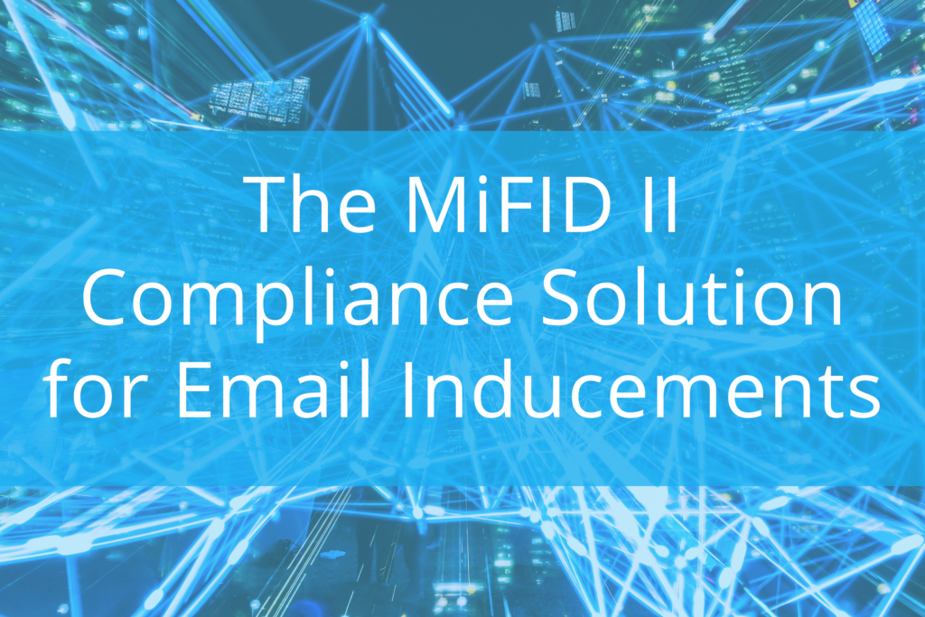 MiFID II Solution_Email Tracking_Promo