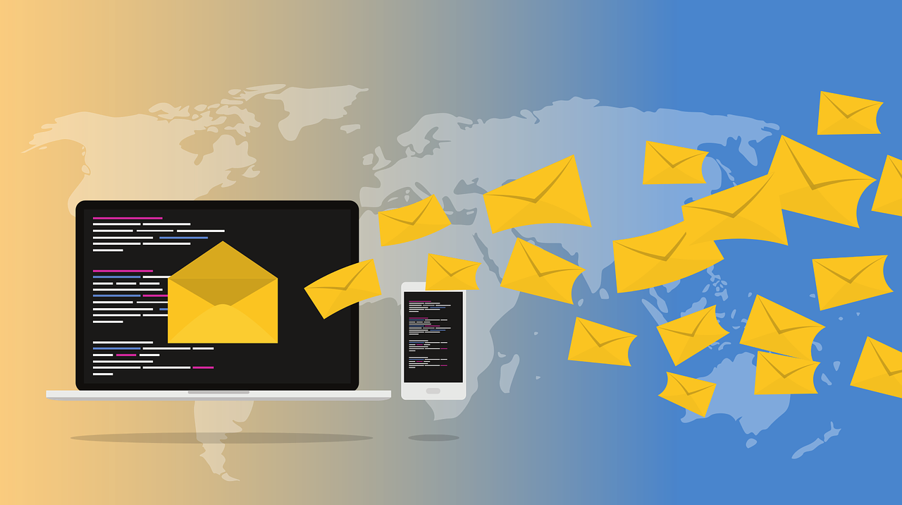 Email-classification-system-illustration